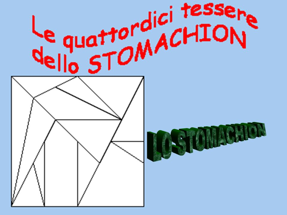 LO STOMACHION
