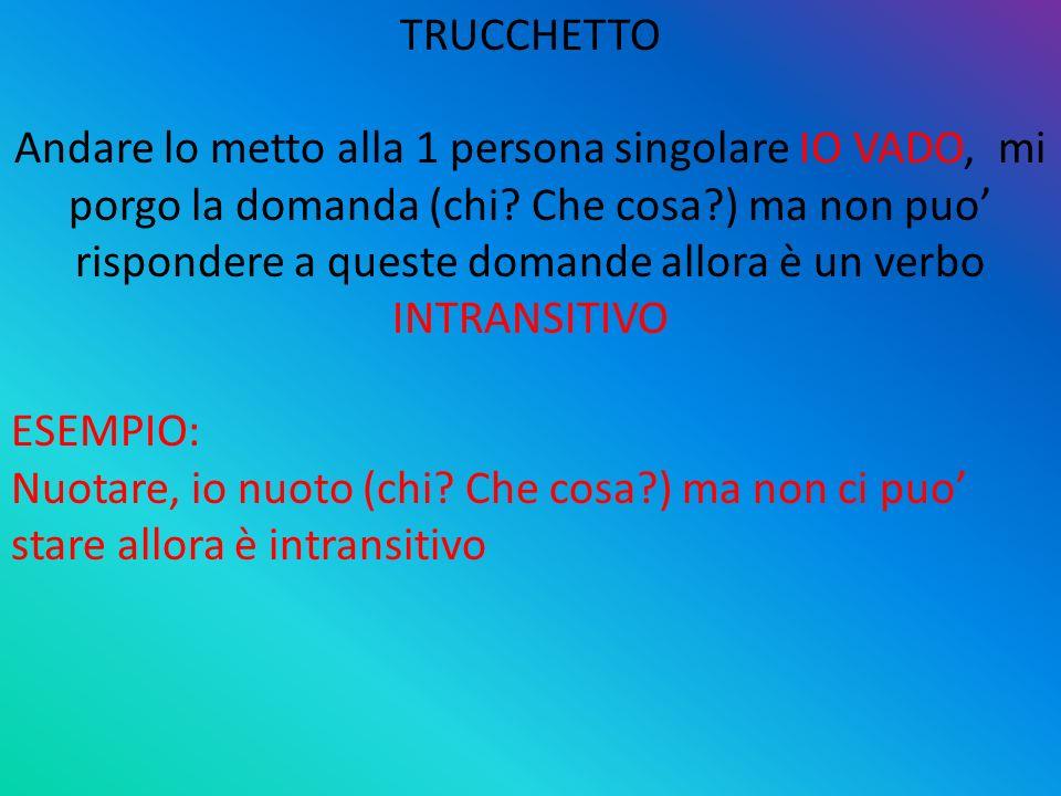 TRUCCHETTO