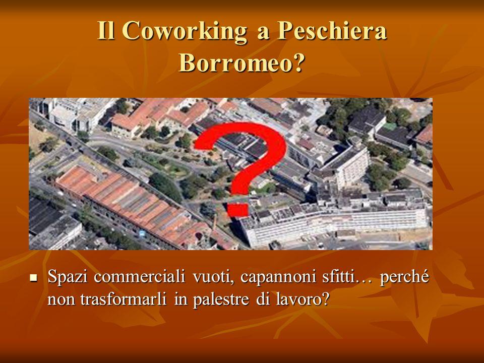Il Coworking a Peschiera Borromeo