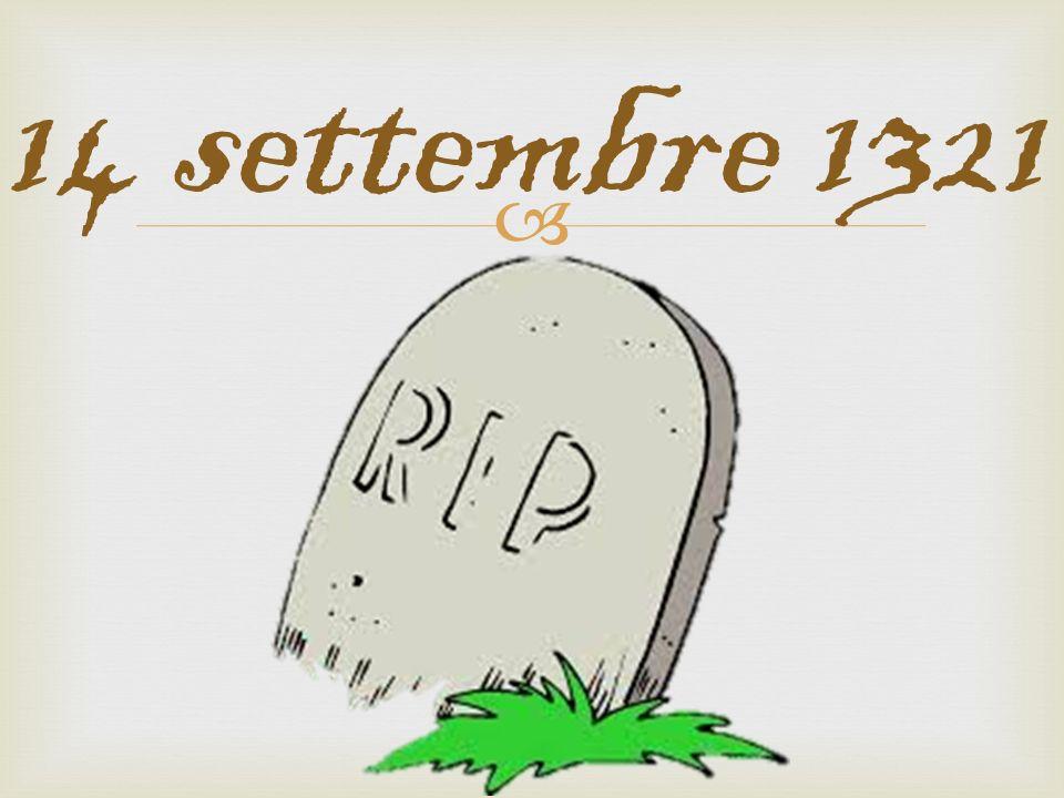 14 settembre 1321