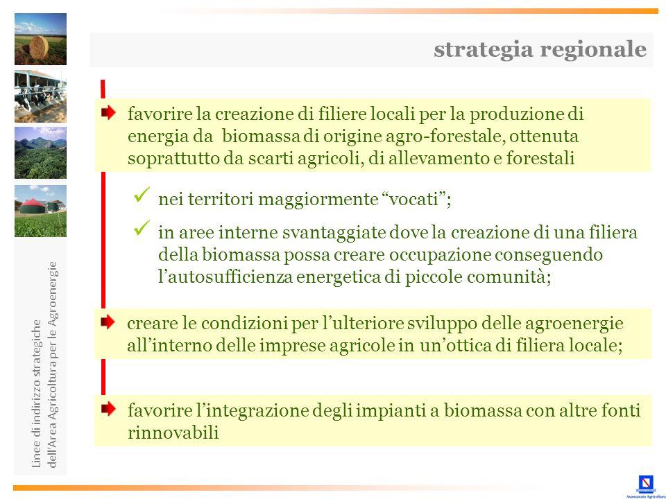 strategia regionale