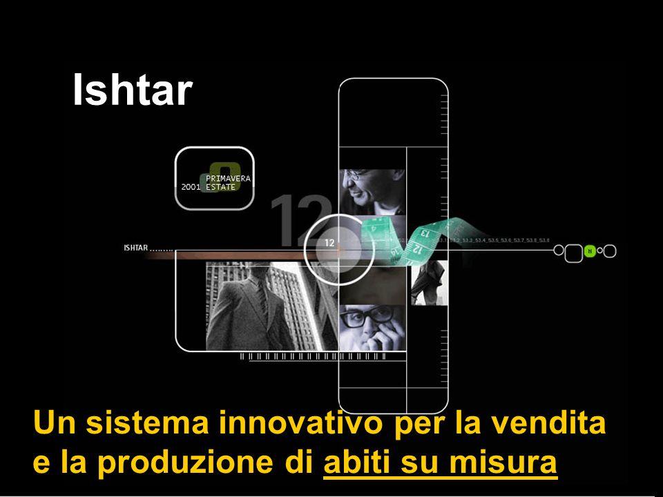 Ishtar Un sistema innovativo per la vendita