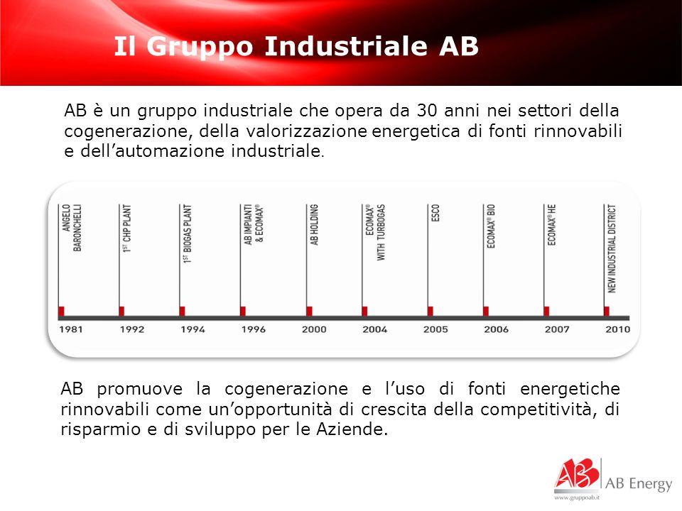 Il Gruppo Industriale AB