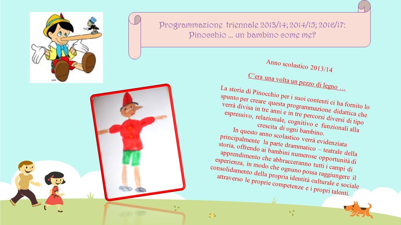 Programmazione triennale 2013/14; 2014/15; 2016/17:
