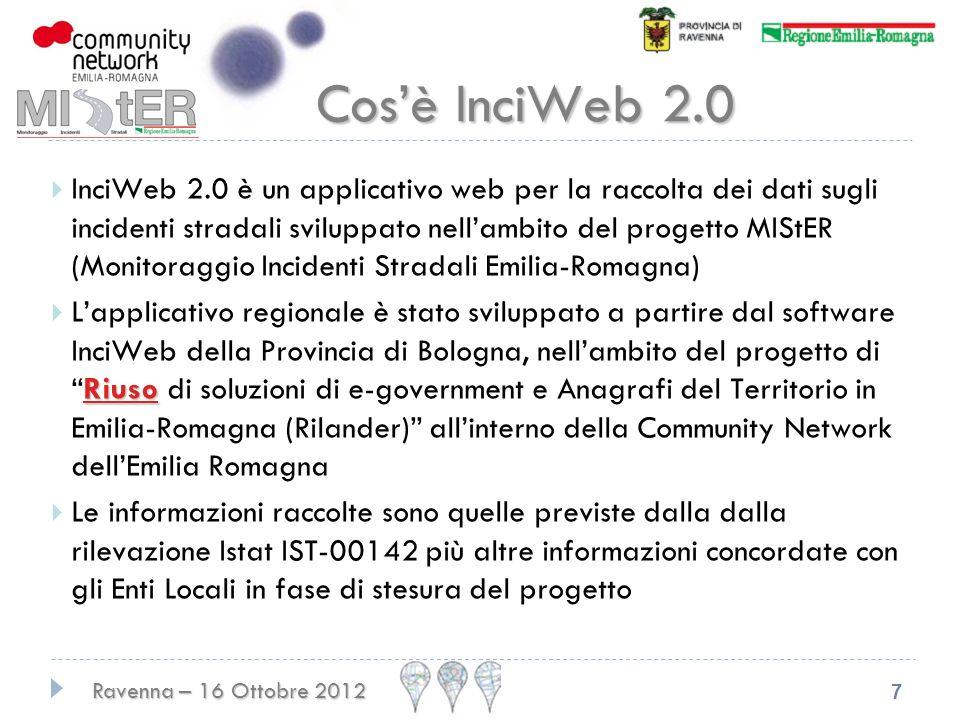 Cos'è InciWeb 2.0