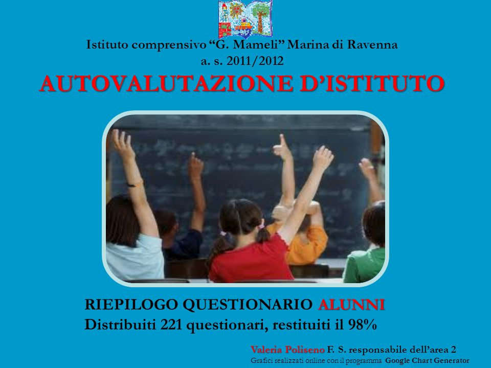 Istituto comprensivo G. Mameli Marina di Ravenna a. s