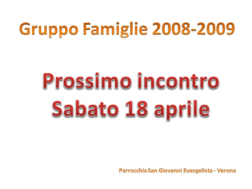 Parrocchia San Giovanni Evangelista - Verona