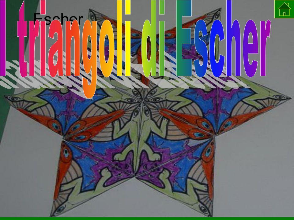 I triangoli di Escher Escher