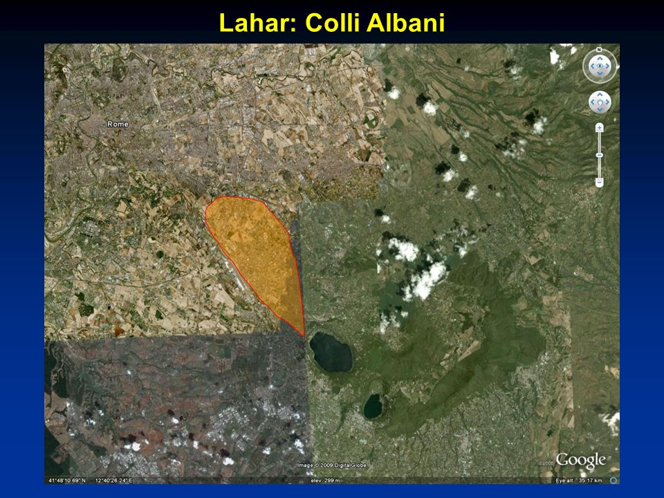Lahar: Colli Albani