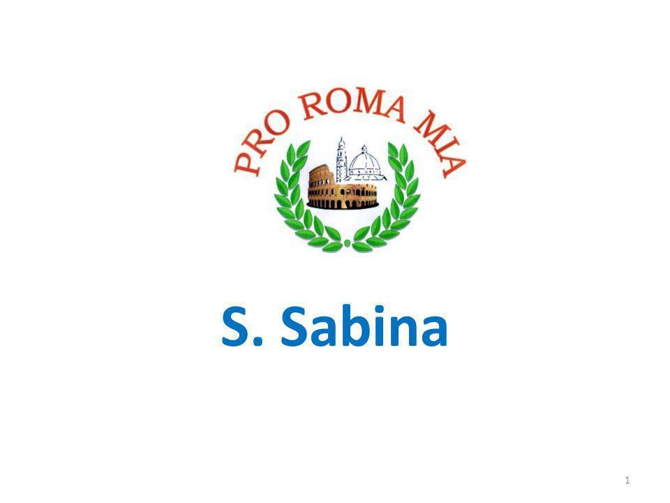 S. Sabina