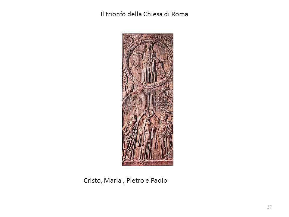 Il trionfo della Chiesa di Roma