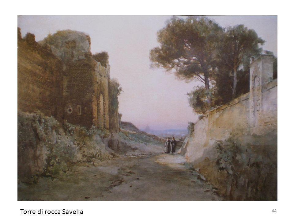 Torre di rocca Savella