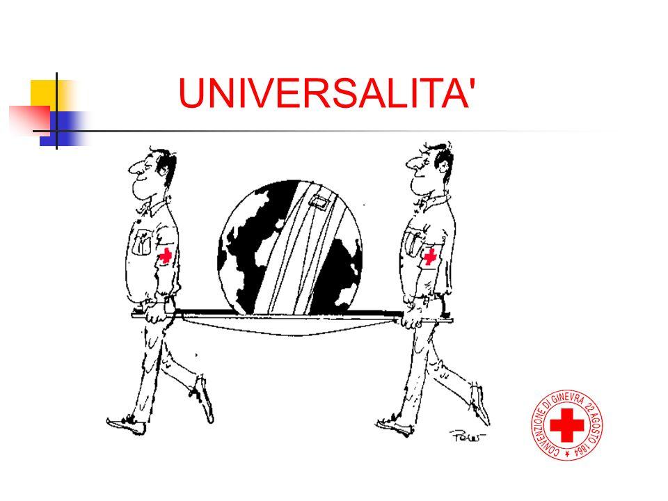 UNIVERSALITA