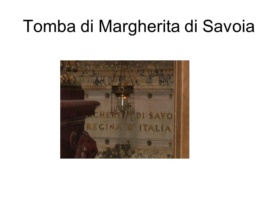 Tomba di Margherita di Savoia