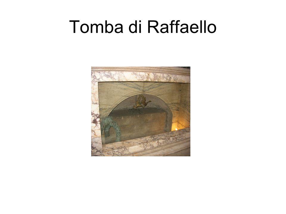 Tomba di Raffaello