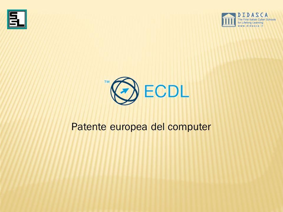 Patente europea del computer