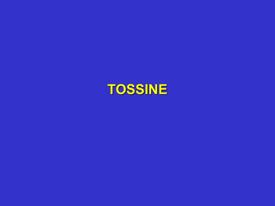 TOSSINE