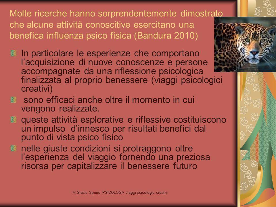 M.Grazia Spurio PSICOLOGA viaggi psicologici creativi