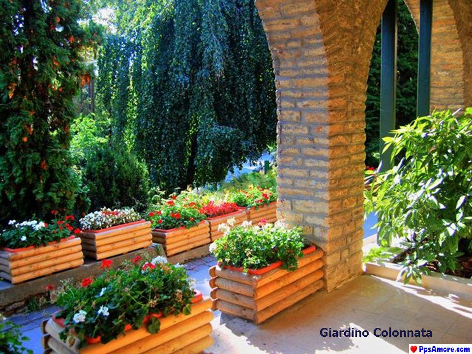 Giardino Colonnata