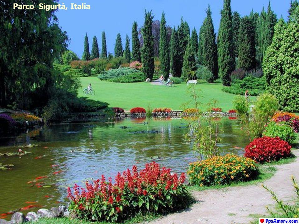 Parco Sigurtà, Italia