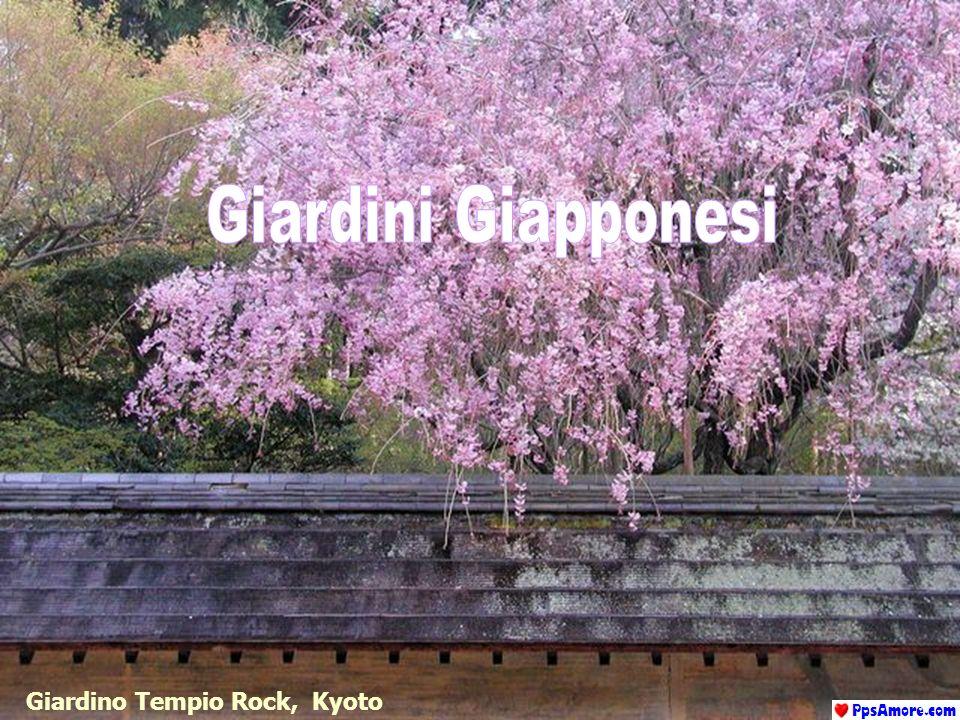 Giardini Giapponesi Giardino Tempio Rock, Kyoto