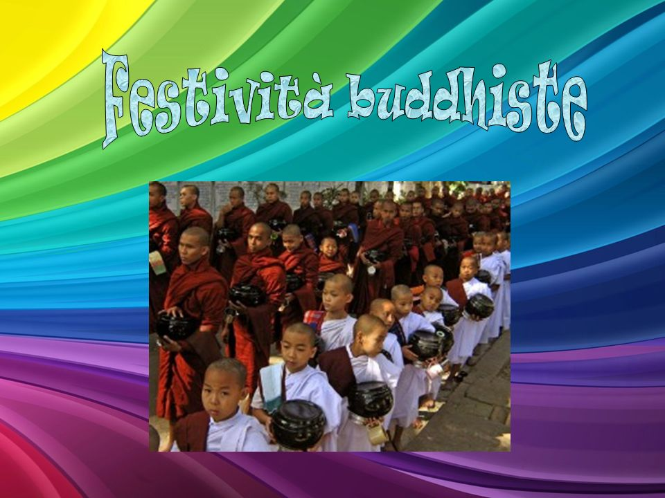 Festività buddhiste