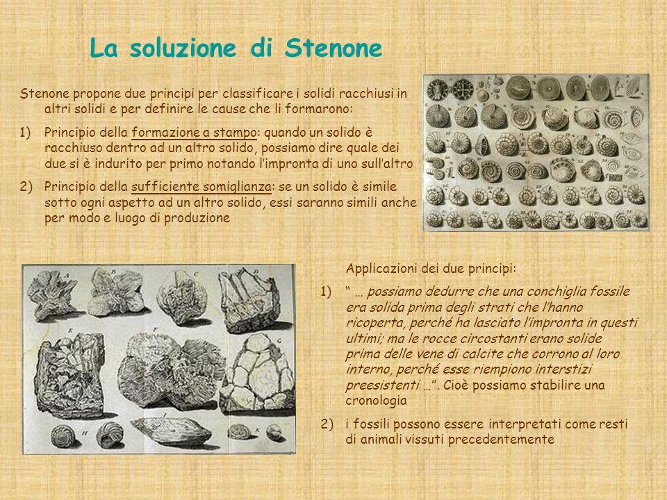 La soluzione di Stenone