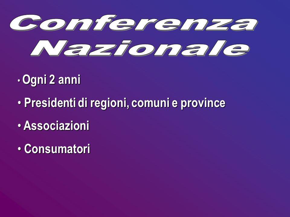 Conferenza Nazionale Presidenti di regioni, comuni e province