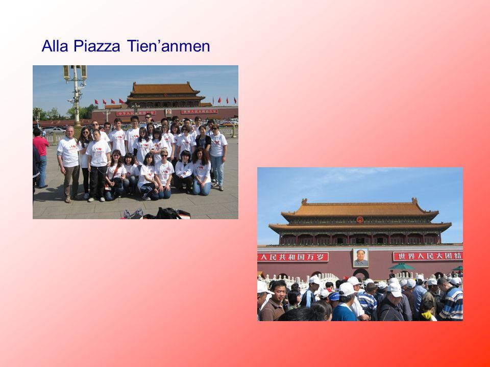 Alla Piazza Tien'anmen