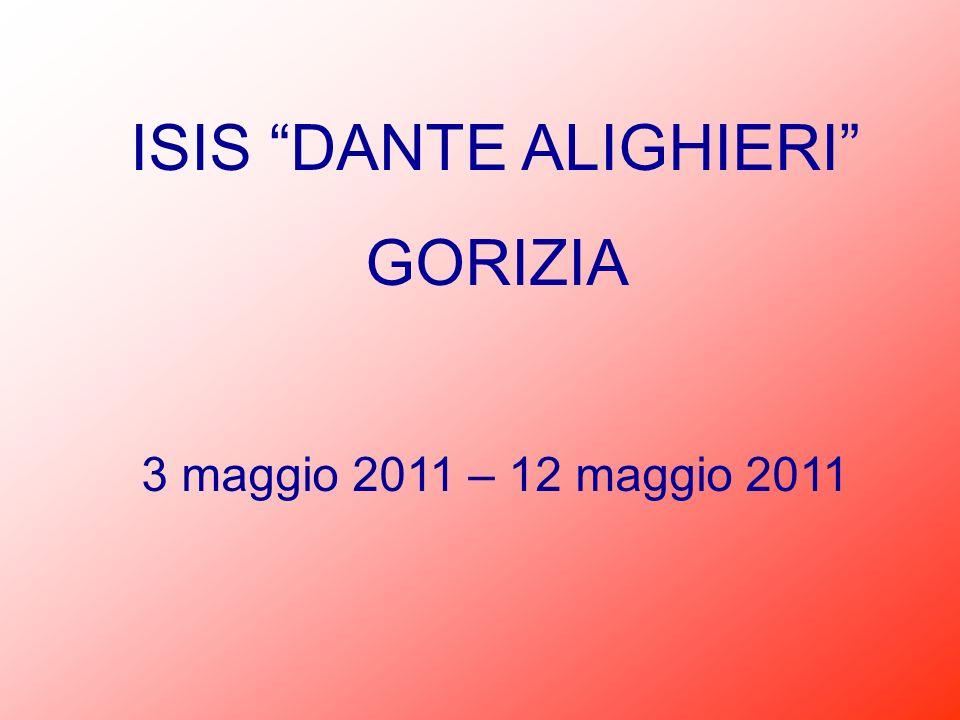 ISIS DANTE ALIGHIERI