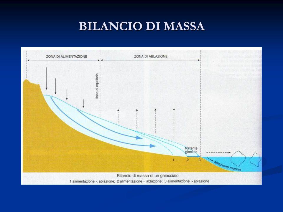 BILANCIO DI MASSA