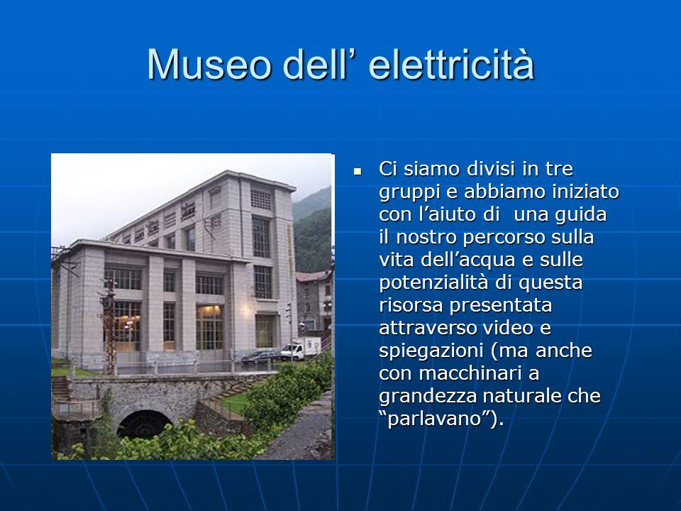 Museo dell' elettricità