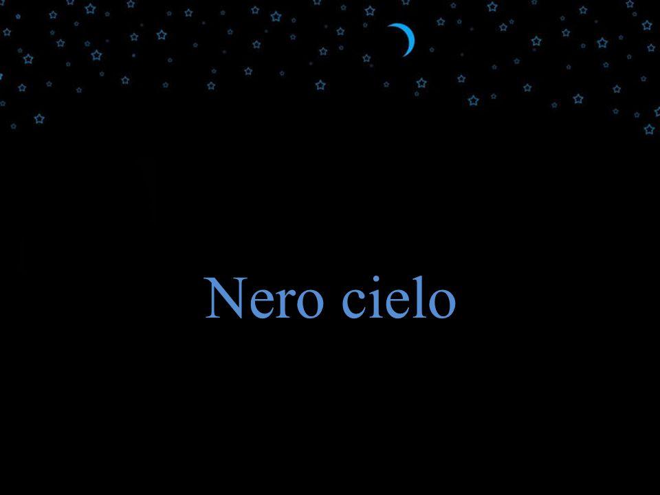 Nero cielo
