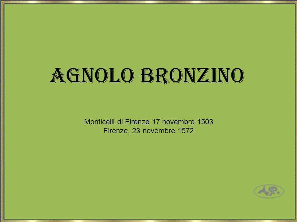 Monticelli di Firenze 17 novembre 1503