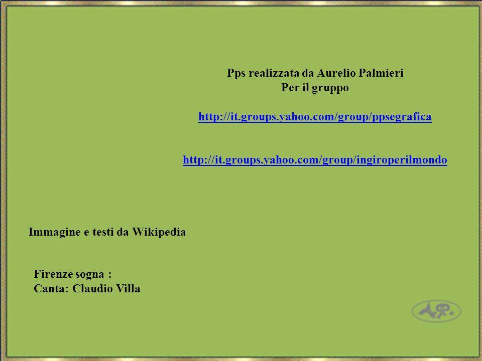 Pps realizzata da Aurelio Palmieri