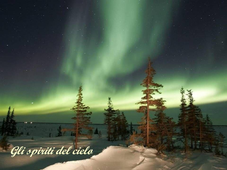 Gli spiriti del cielo