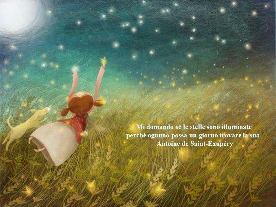 Mi domando se le stelle sono illuminate