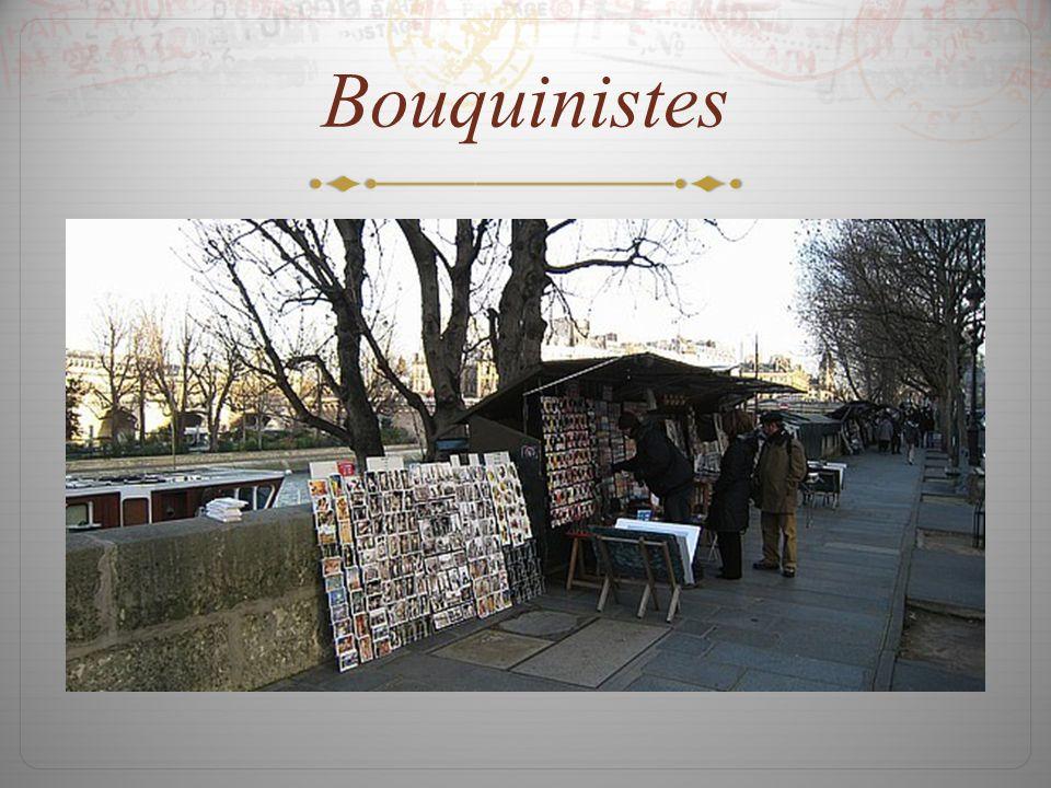 Bouquinistes
