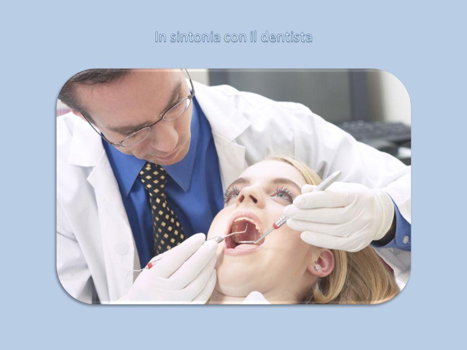 In sintonia con il dentista