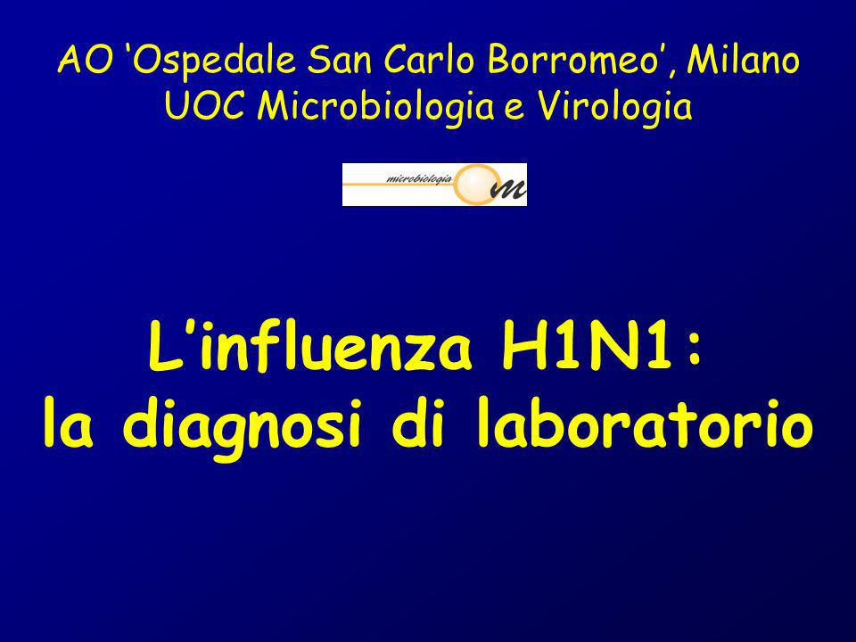 la diagnosi di laboratorio
