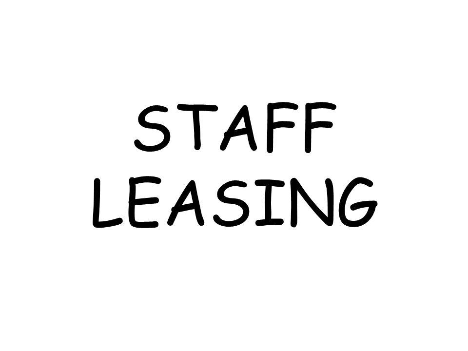 STAFF LEASING