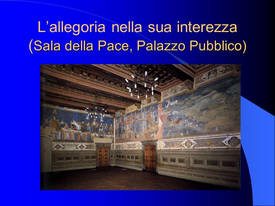 L'allegoria nella sua interezza (Sala della Pace, Palazzo Pubblico)