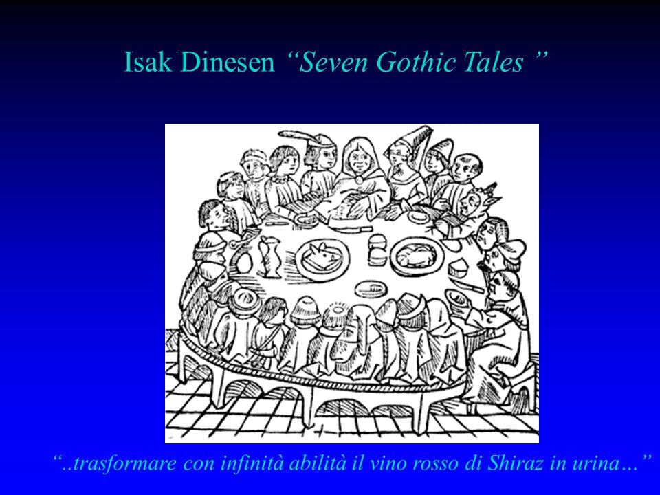 Isak Dinesen Seven Gothic Tales