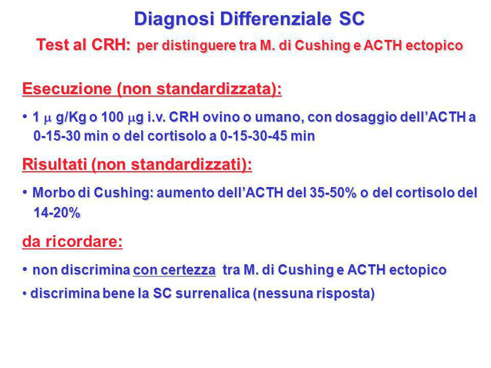 Diagnosi Differenziale SC