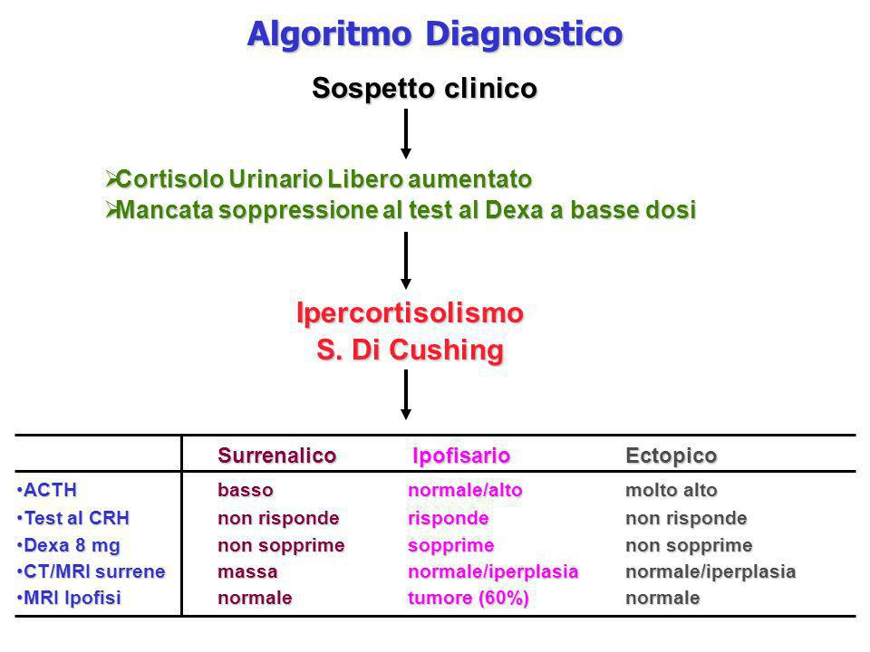 Algoritmo Diagnostico