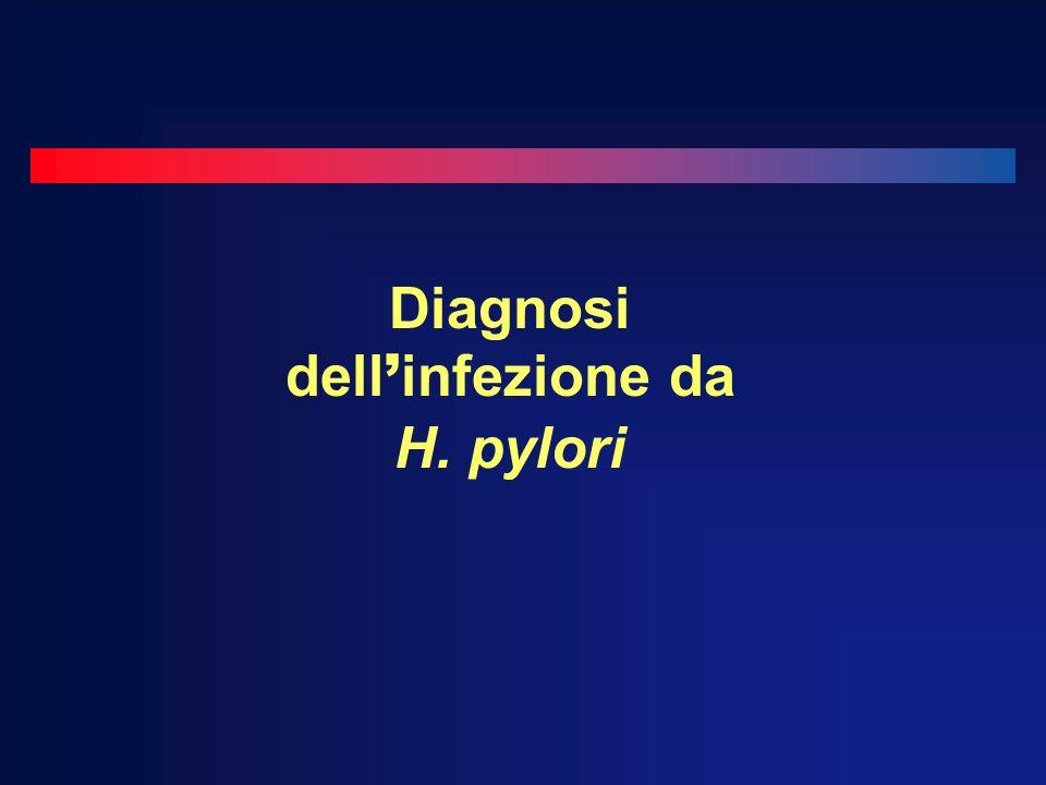 Diagnosi dell'infezione da