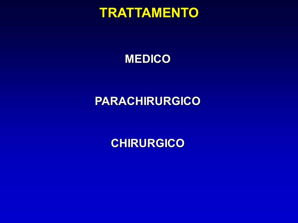 TRATTAMENTO MEDICO PARACHIRURGICO CHIRURGICO