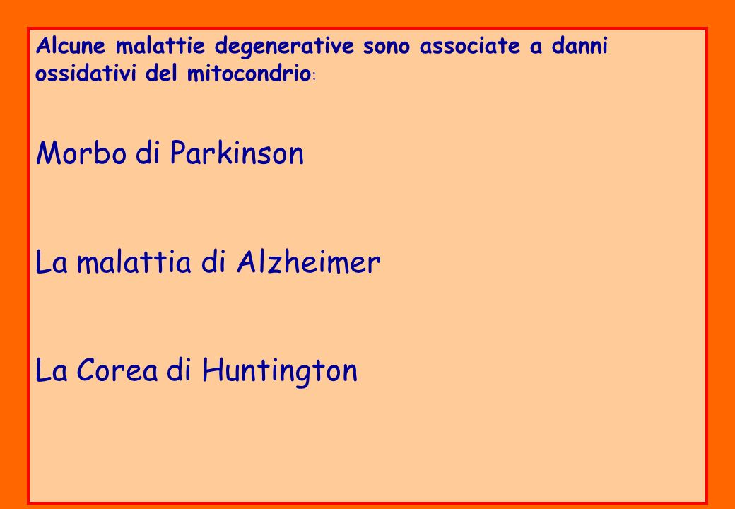 La malattia di Alzheimer