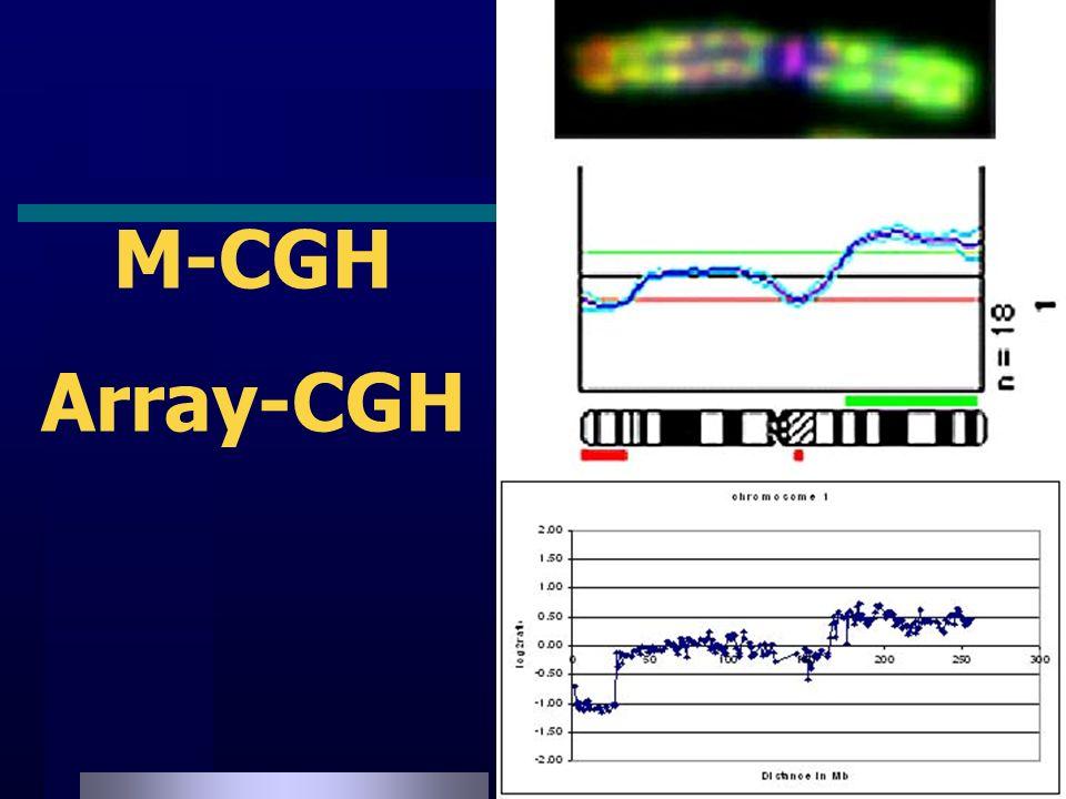 M-CGH Array-CGH