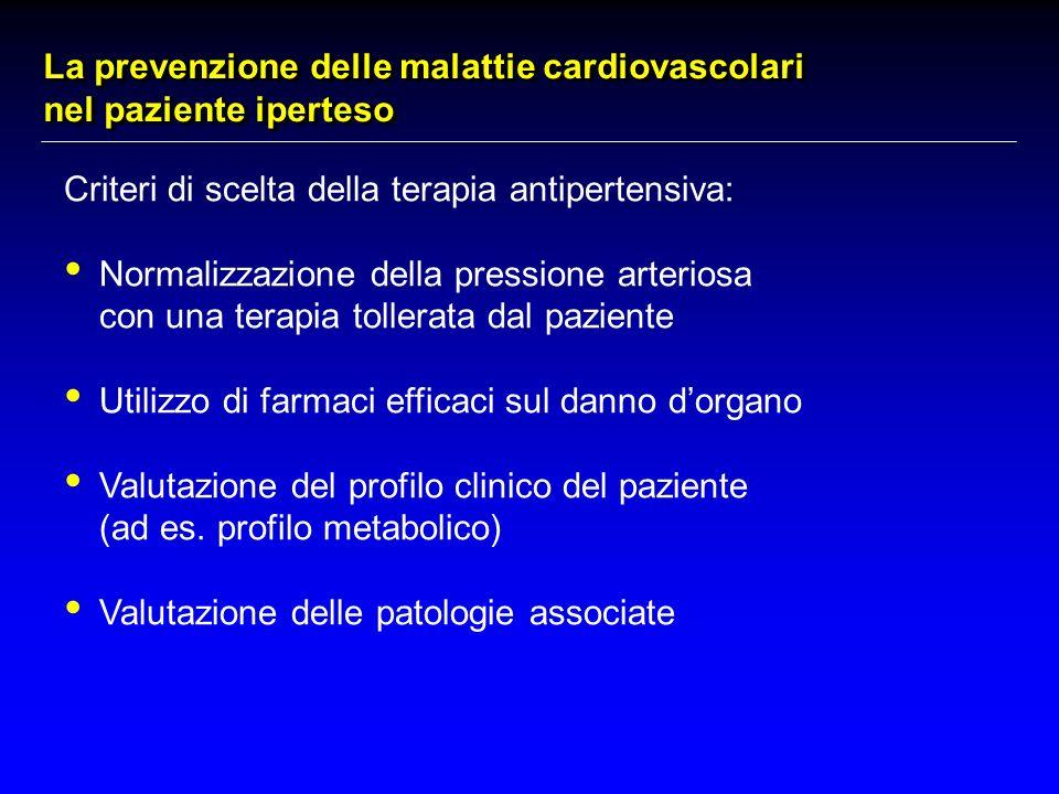 La prevenzione delle malattie cardiovascolari